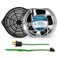 172mm Cabinet Cooling Fan Kit:120v GCAB708