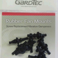 Anti-Vibration Rubber Fan Mounts