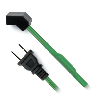 Cooling Fan Power Cords, 45° GHP75