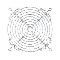 130mm Fan Guards, Wire