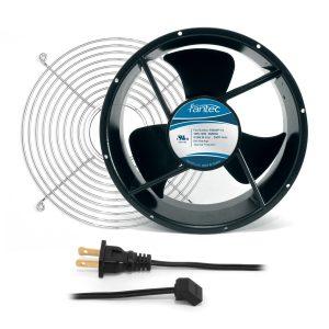 254mm Cabinet Cooling Fan Kit - 120v CAB706