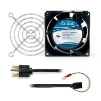 80mm Cabinet Cooling Fan Kit: CAB800