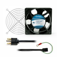 120mm Cabinet Cooling Fan Kit ? CAB802