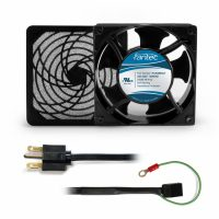 120mm Cabinet Cooling Fan Kit – 230v CAB803
