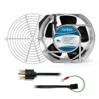 172mm cabinet cooling fan kit